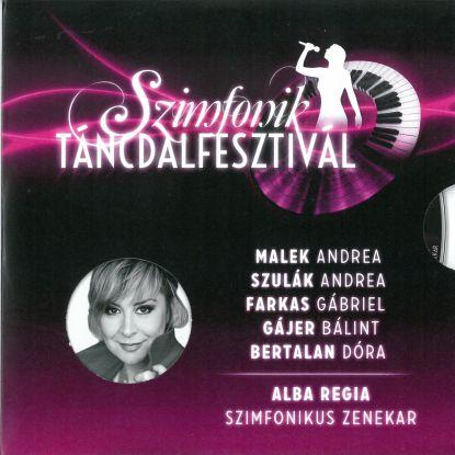 Szimfonik Táncdalfesztivál - promóciós CD 2015
