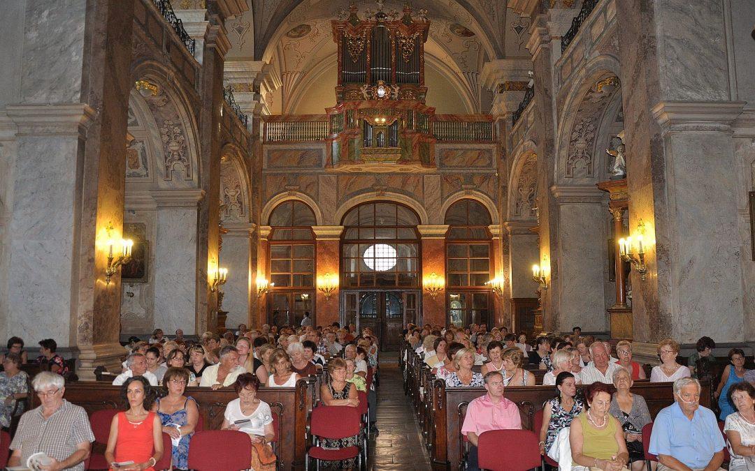 Harmonia Albensis 2019. – Laudate dominum