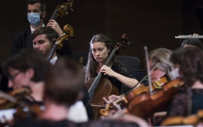Klasszikus zenei remekművekkel a színpadon