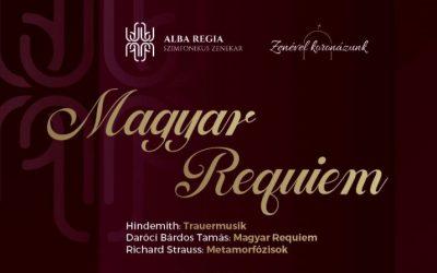 Magyar Requiem – hangverseny az emlékezés napján