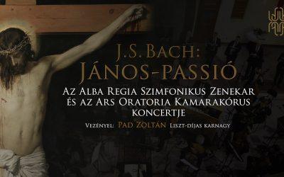 Online is elérhető a János-passió