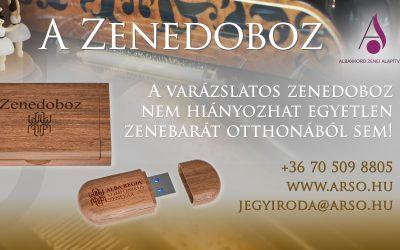 Zenedoboz: meglepetés a fehérvári szimfonikusoktól
