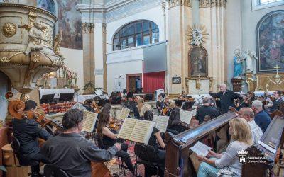 Mozart-est a Szent Sebestyén-templomban