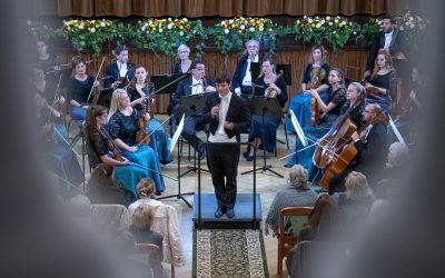 Csajkovszkij, Farkas Ferenc, Respighi és Górecki a Somorjai-bérlet első hangversenyén